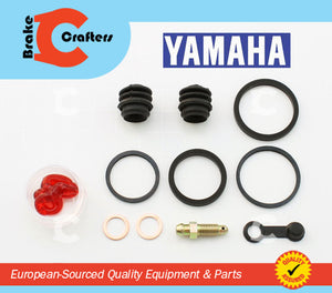 2004 - 2006  YAMAHA FZ 6 FRONT BRAKE CALIPER NEW SEAL KIT