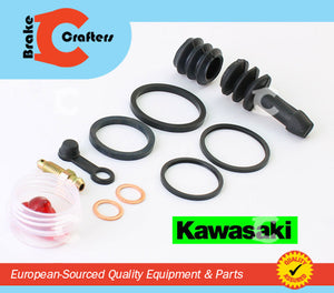 1987 - 1990  KAWASAKI  ZX 750 NINJA  FRONT BRAKE CALIPER SEAL KIT