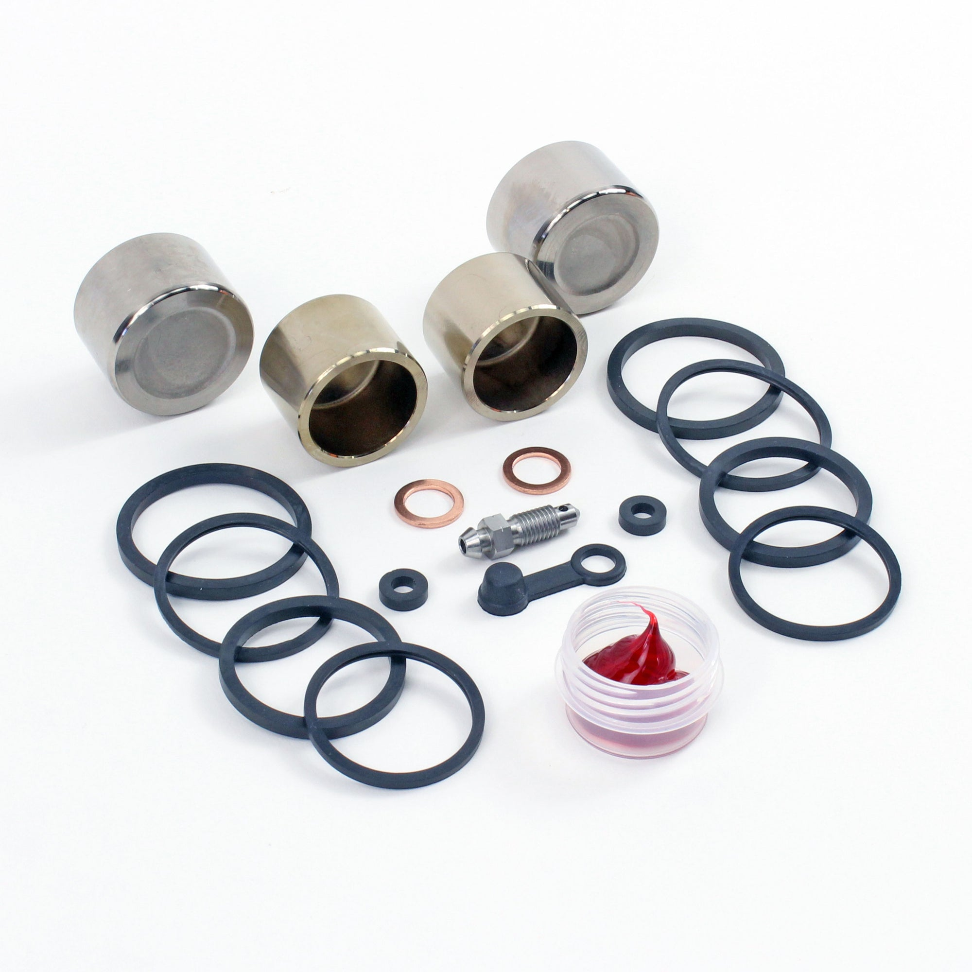 1999 - 2006 TRIUMPH TT600 SPEED4 - FRONT BRAKE CALIPER PISTON & SEAL KIT