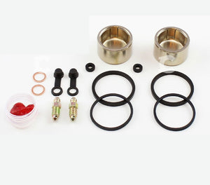 Brakecrafters Caliper Rebuild Kit 2001 - 2006 SUZUKI GSXR 1000 - REAR BRAKE CALIPER NEW OEM PISTON AND SEAL KIT
