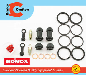Brakecrafters Caliper Rebuild Kit 1997 - 1999  HONDA GL 1500 VALKYRIE/TOURER FRONT BRAKE CALIPER NEW SEAL KIT