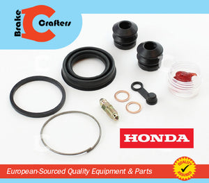 Brakecrafters Caliper Rebuild Kit 1978 - 1979 HONDA CX500 A FRONT BRAKE CALIPER NEW SEAL KIT