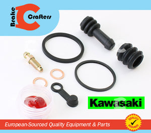 1993 - 2005 KAWASAKI ZX 6 NINJA REAR BRAKE CALIPER SEAL KIT