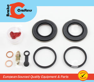 Brakecrafters Caliper Rebuild Kit 1975 - 1976 HONDA CB750F SUPERSPORT - REAR BRAKE CALIPER REBUILD NEW SEAL KIT