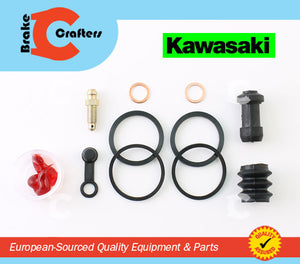 Brakecrafters Caliper Rebuild Kit 2006 - 2009 KAWASAKI VN900 'VULCAN CLASSIC/CUSTOM' - REAR BRAKE CALIPER SEAL KIT