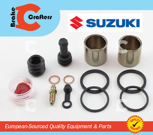 Brakecrafters Caliper Rebuild Kit 1997 - 2004 SUZUKI VZ800 'MARAUDER' - FRONT BRAKE CALIPER PISTON AND SEAL KIT