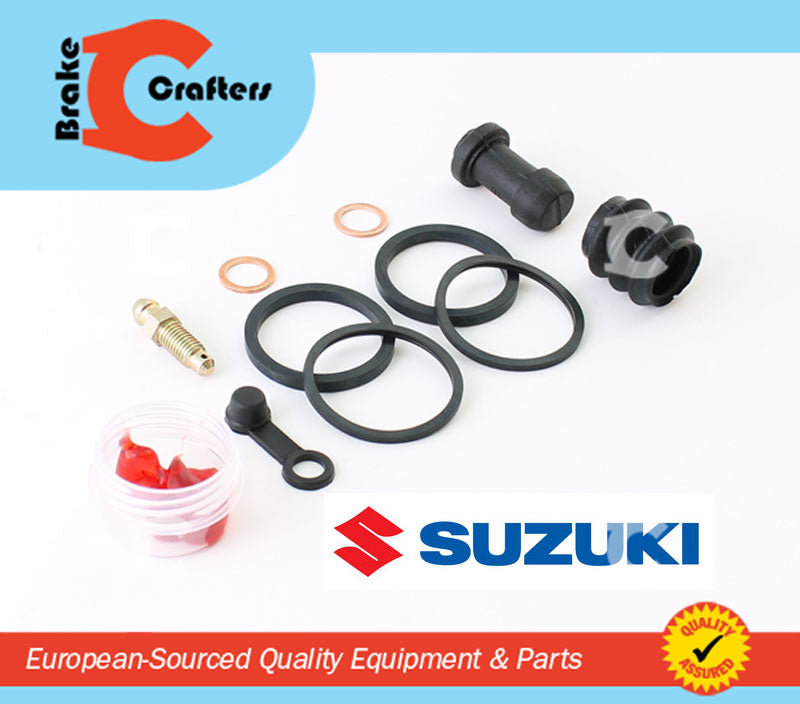 Brakecrafters Caliper Rebuild Kit 2001 - 2004 SUZUKI VL800 'INTRUDER VOLUSIA'  FRONT BRAKE CALIPER SEAL KIT