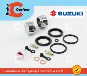 Brakecrafters Caliper Rebuild Kit 1984 - 1988 SUZUKI GSX1100E - REAR BRAKE CALIPER SEAL & PISTON KIT