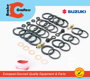 2001 - 2005 SUZUKI GSF 1200 BANDIT FRONT BRAKE CALIPER SEAL KIT