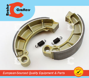 1989 - 1998 HONDA PC 800 PACIFIC COAST - REAR EBC 343 MOTORCYCLE BRAKE SHOES