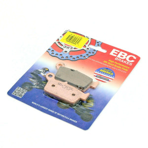 2009 - 2011 HONDA CRF 230M - REAR EBC R Series Sintered Brake Pads - 1 Pair