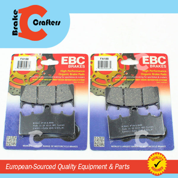 BRAND NEW POWER STOP FRONT BRAKE PADS 16-1363 D1363 FITS VEHICLES ON CHART