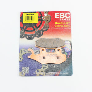 Brakecrafters Brake Pads 1992 - 1993 Triumph Trophy 900 - Front Right EBC HH Rated Sintered Brake Pads - 1 Pair