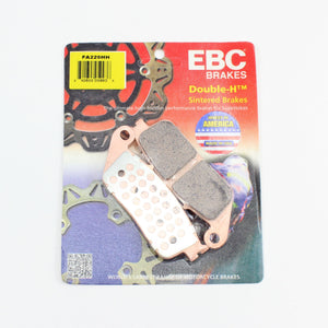 Brakecrafters Brake Pads 2004 / 2006 HONDA CB600F 599 - FRONT EBC HH RATED SINTERED BRAKE PADS - 1 PAIR