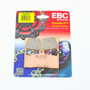 Brakecrafters Brake Pads 2000 - 2009 BMW K1200LT - FRONT EBC HH RATED SINTERED BRAKE PADS - 1 PAIR