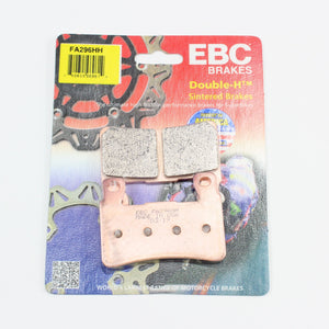 Brakecrafters Brake Pads 2013 - 2014 Honda CB1100 Non ABS - Front EBC HH Rated Sintered Brake Pads - 1 Pair