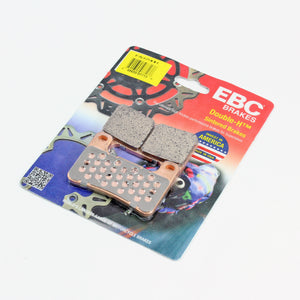 2008 - 2020 Suzuki VZR1800 Boulevard - FRONT EBC HH Rated Sintered Brake Pads - 1 Pair