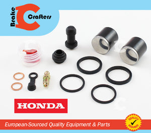 Brakecrafters Caliper Rebuild Kit 1993 - 2004 HONDA XRV750 AFRICA TWIN - FRONT BRAKE CALIPER PISTON & SEAL KIT