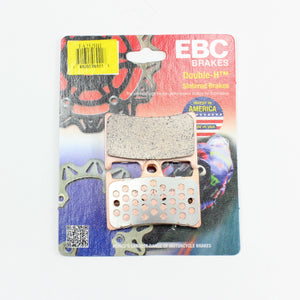 Brakecrafters Brake Pads EBC FA252HH Rated Sintered Brake Pads - 1 Pair