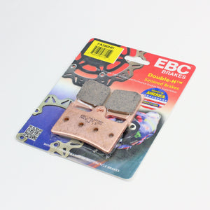 2016 - 2017 Yamaha XSR 900 ABS - Front EBC HH Rated Sintered Brake Pads - 1 Pair