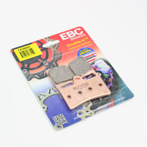 2008 - 2016 Yamaha YZF-R6 - Front EBC HH Rated Sintered Brake Pads - 1 Pair