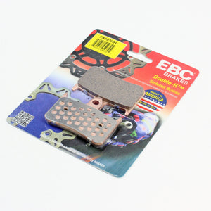 Brakecrafters Brake Pads 1998 - 2005 Honda VTR1000F Superhawk - Front EBC HH Rated Sintered Brake Pads - 1 Pair