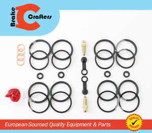 BRAKECRAFTERS Calipers & Parts 1994 - 2002 TRIUMPH TROPHY 900 BRAKECRAFTER FRONT BRAKE CALIPER REBUILD KIT