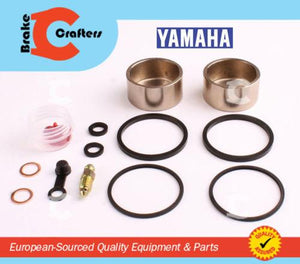 Brakecrafters Caliper Rebuild Kit 1984 - 1985 YAMAHA FJ600 - FRONT BRAKE CALIPER PISTON & SEAL KIT
