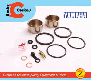 Brakecrafters Caliper Rebuild Kit 1986 - 1987 YAMAHA FZX700 FAZER - FRONT BRAKE CALIPER PISTON & SEAL KIT