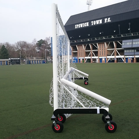 'UEFA ACCREDITED' Folding Portable Stadium Box Goal