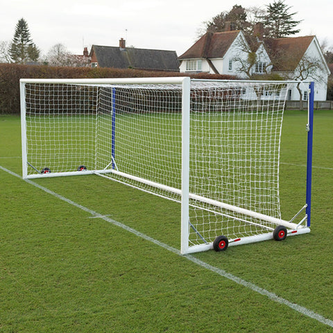 'UEFA ACCREDITED' Portable Stadium Box Goal