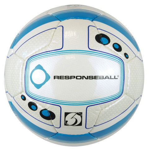 Patented Pro Responseball (White/Black/Cyan)