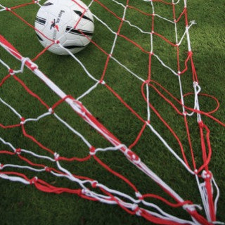 2.5mm Polyethylene Nets for 24' x 8' goals (1 pair)
