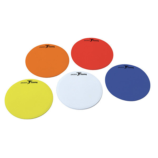 Multicolored Round Flat Markers
