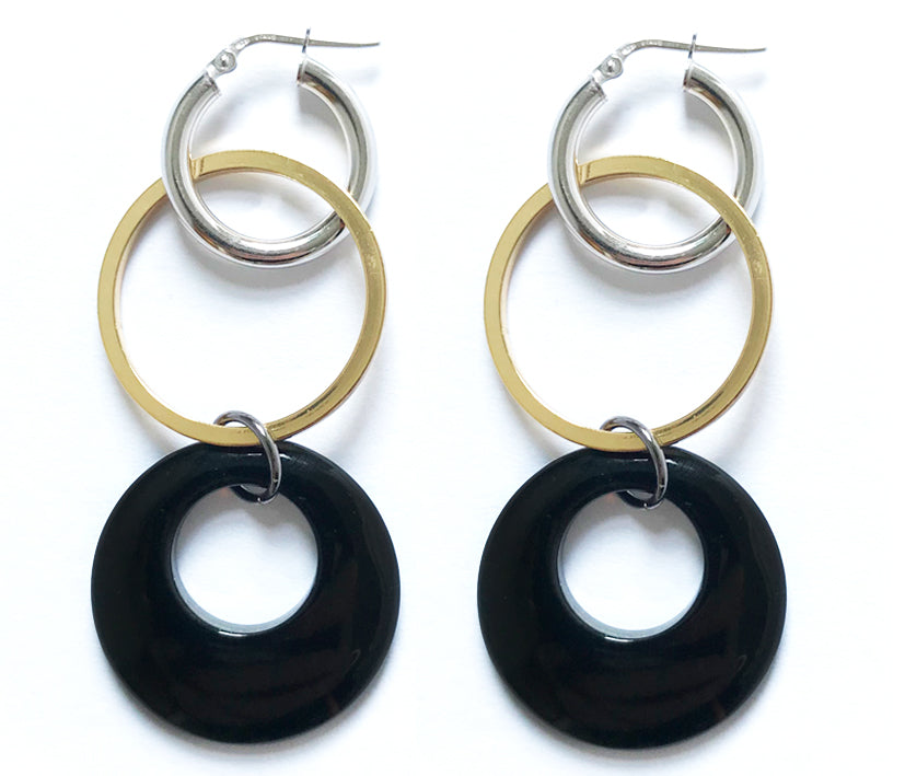 Black hole hoops