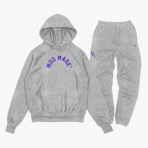 Mud Made Custom Sweatsuit in Heather