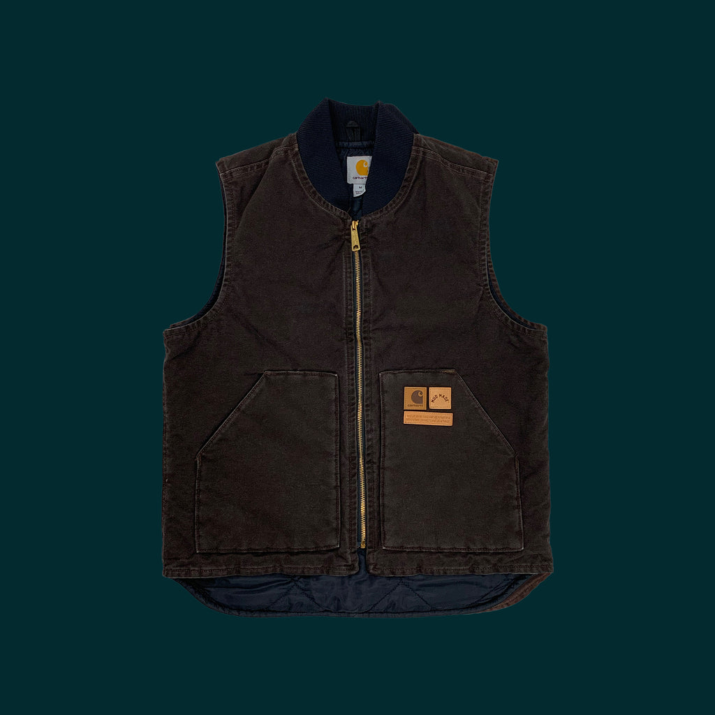 MUD MADE® Carhartt Vest (Brown)