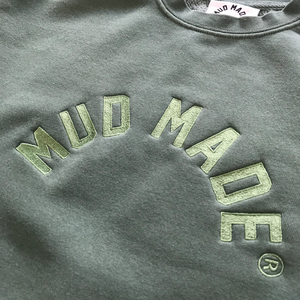 Mud Made Pigment Dyed Crew Neck