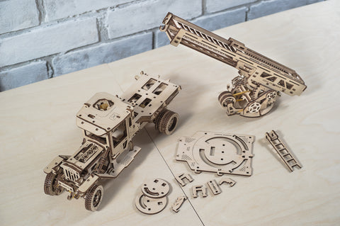 Ugears Mechanical Model Truck