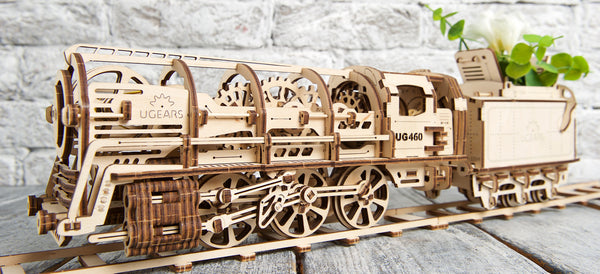 Locomotive Model