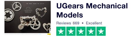UGears Reviews