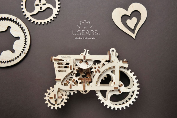 Wooden Model Kits by UGears