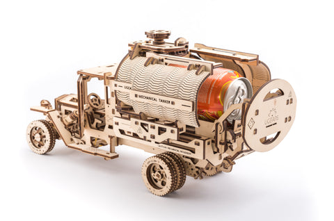 Tanker truck - build your own moving model by UGears