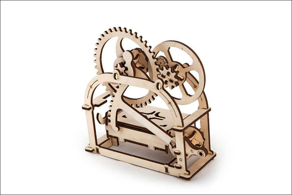 Treasure Box - build your own working model by UGears - UGears - 6