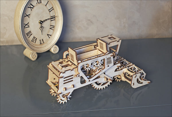 Combine - build your own moving model by UGears - UGears - 8