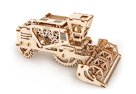 Combine - build your own moving model by UGears - UGears - 1