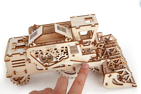 Combine - build your own moving model by UGears - UGears - 7
