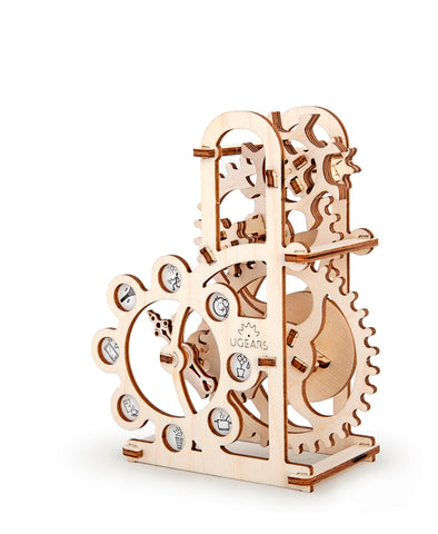Geneva drive - Build Your Own Working Model by UGears - UGears - 1