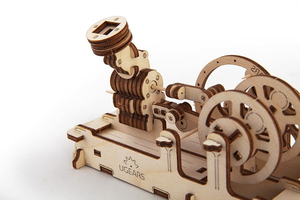 Engine - build your own working model by UGears - UGears - 5