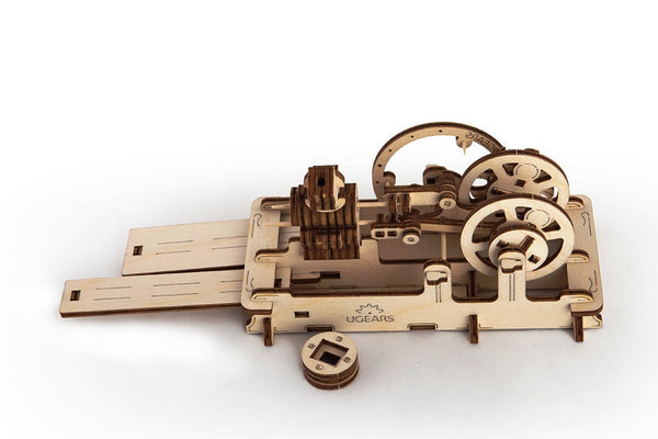 Engine - build your own working model by UGears - UGears - 6
